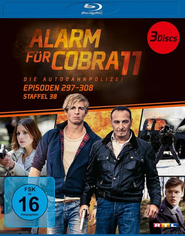 Kobra 11 (21 Sezonas) / Alarm für Cobra 11 (season 21) (2016)