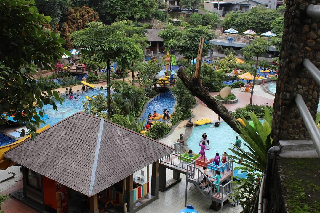 Wisata Bogor: Belanja, Rekreasi, Bermain Bersama Anak dan Keluarga di SKI Tajur Katulampa