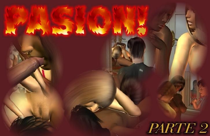 Passion 2 Incesto 3d