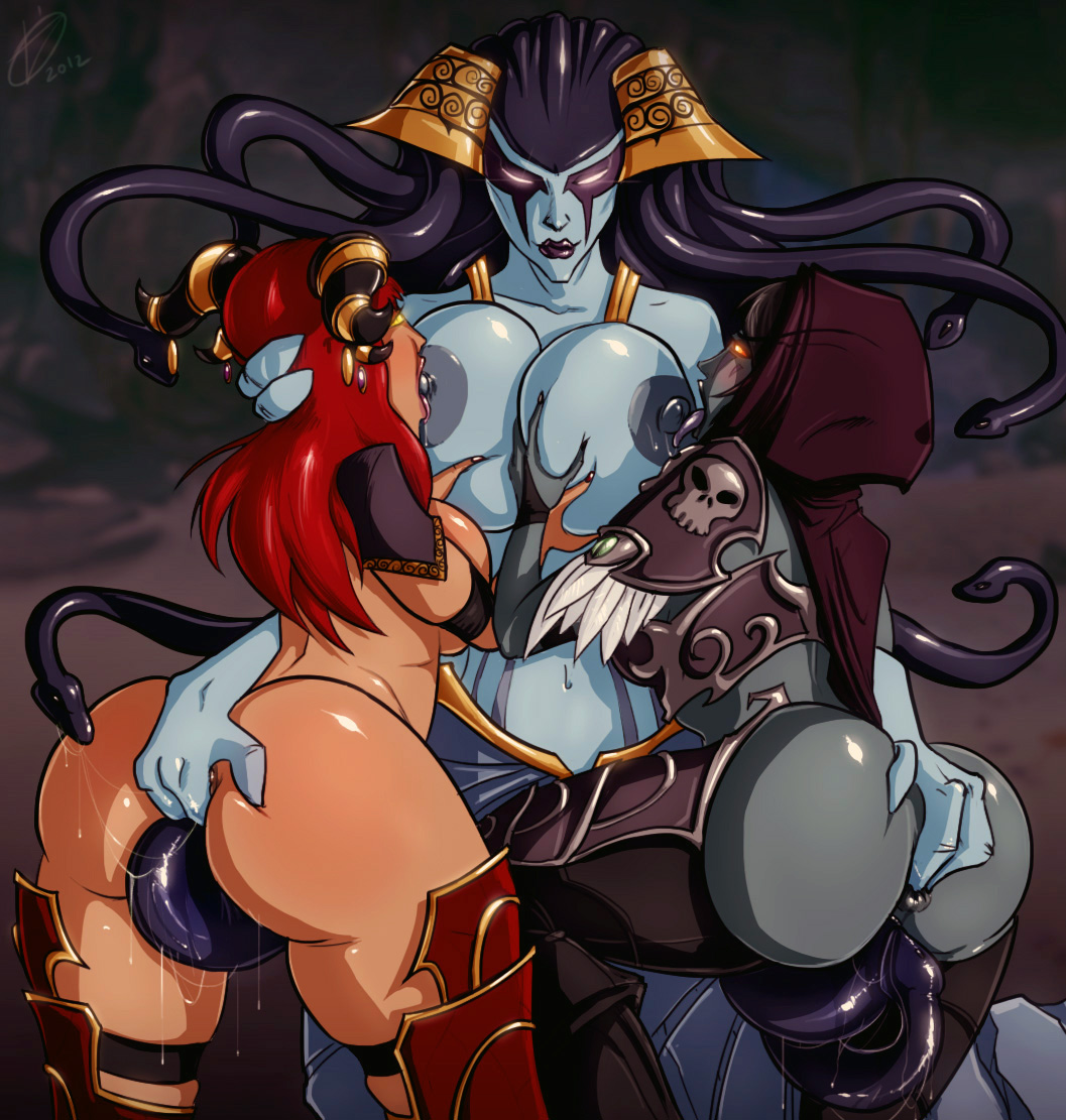 World of warcraft sylvanas hentai pic hentia pussies