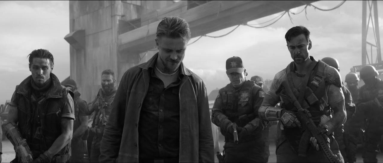 Logan Wolverine Noir 720p Lat-Cast-Ing 5.1 (2017)