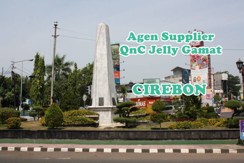 Agen QnC Jelly Gamat Cirebon
