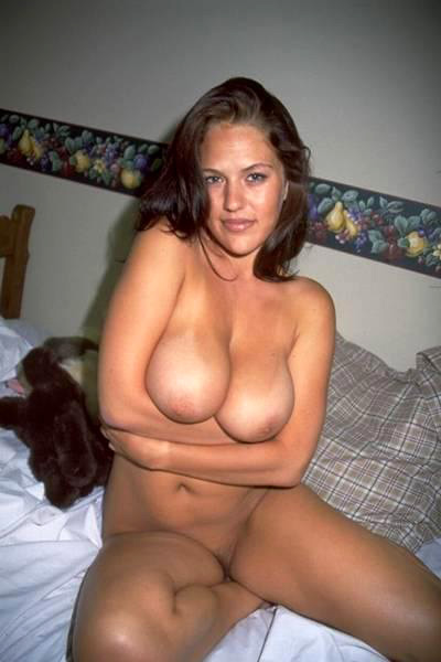 biggest boobs on a girl naked