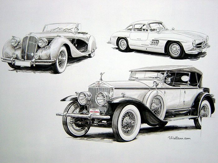 Classic Cars Vintage Cars Of India