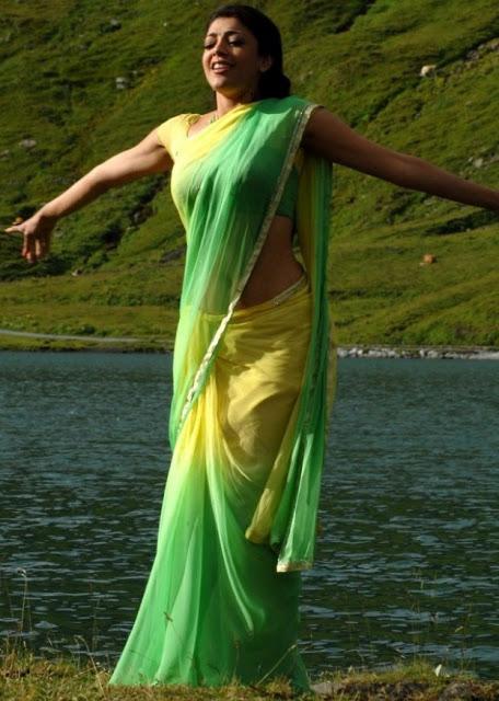 Kajal - Kajal Agarwal beautiful stills in saree AdkWNPzZ
