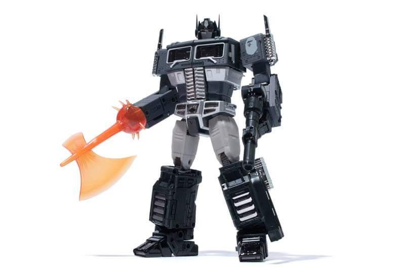 [Masterpiece] MP-10B | MP-10A | MP-10R | MP-10SG | MP-10K | MP-711 | MP-10G | MP-10 ASL ― Convoy (Optimus Prime/Optimus Primus) - Page 5 HAtF5rmn