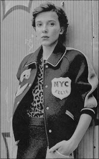 Millie Bobby Brown. KpSWPoEZ