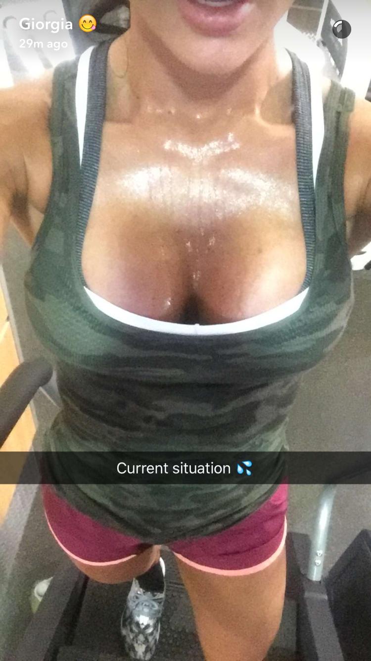 Sweaty Tits 42