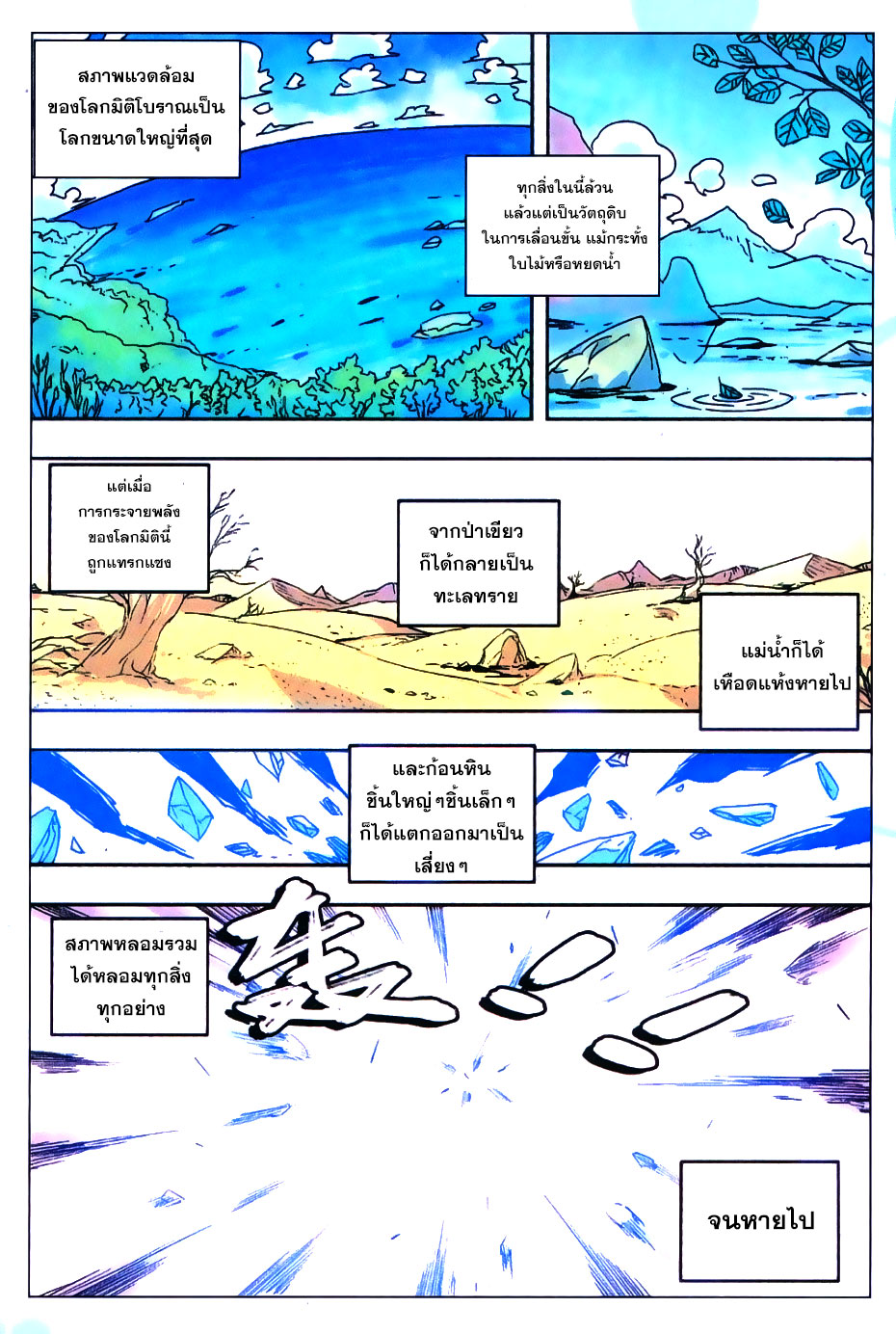 อ่านการ์ตูน Zui Wu Dao 54 ภาพที่ 18
