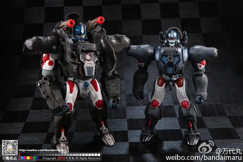 [Masterpiece] MP-32, MP-38 Optimus Primal et MP-38+ Burning Convoy (Beast Wars) - Page 4 OZdGMVUf