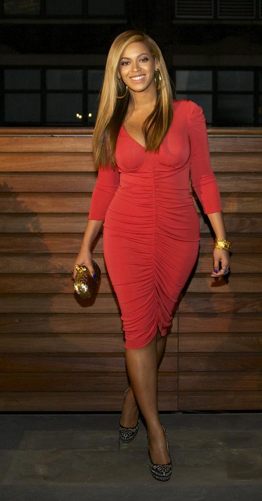 Beyoncé : première apparition depuis son accouchement (photos)