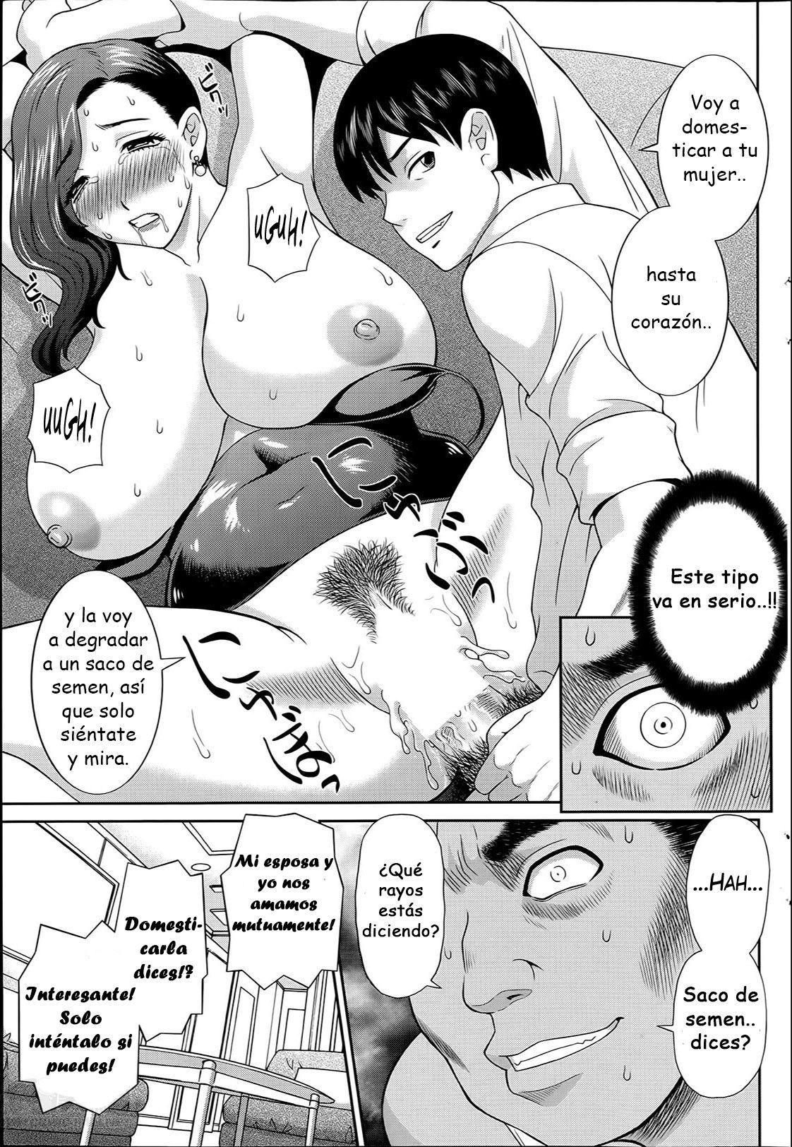 Mi esposa teniendo sexo con otro hombre - Porno
