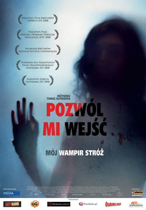 Pozwól mi wej¶æ / Let The Right One In (2008) PL.DVDRip.XviD-Sajmon