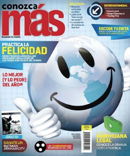 Revista Conozca Mas Mexico Enero 2012 Marihuana Legal(PDF completa)