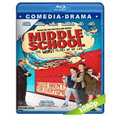 Middle School The Worst Years of My Life (2016) BRRip Full 1080p Audio Dual Latino-Ingles 5.1