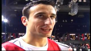 Practice Sophomores 2004 All Star Game- Entrevista exclusiva a Manu Ginóbili