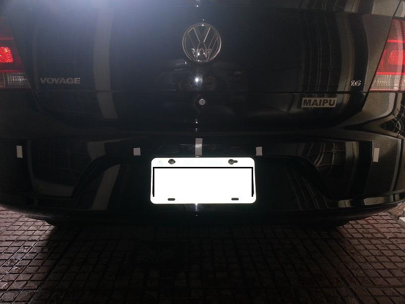 Sensores de estacionamiento en Vw Voyage