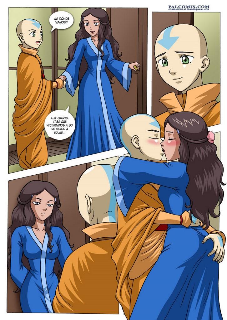 Have Aang and katara porn opinion