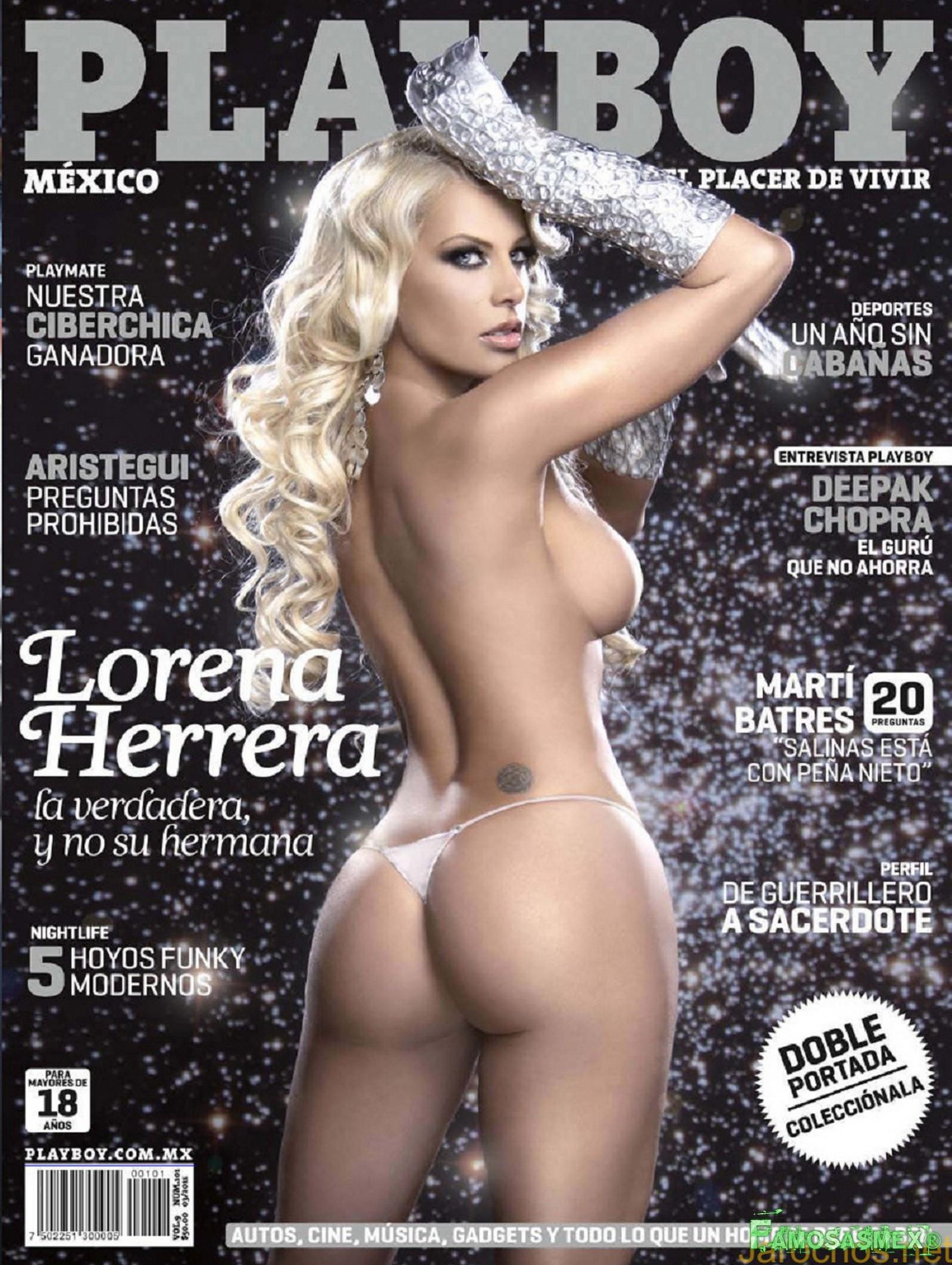 Maduras de Playboy México