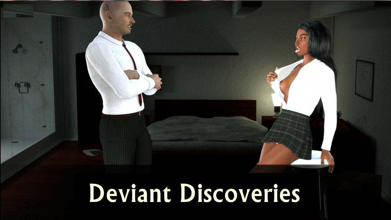 Deviant Discoveries – Version 0.05.1 – JanTheSpider