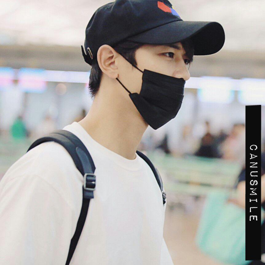 [IMG/160716] Minho @Aeropuerto Incheon. HGBrYGDI
