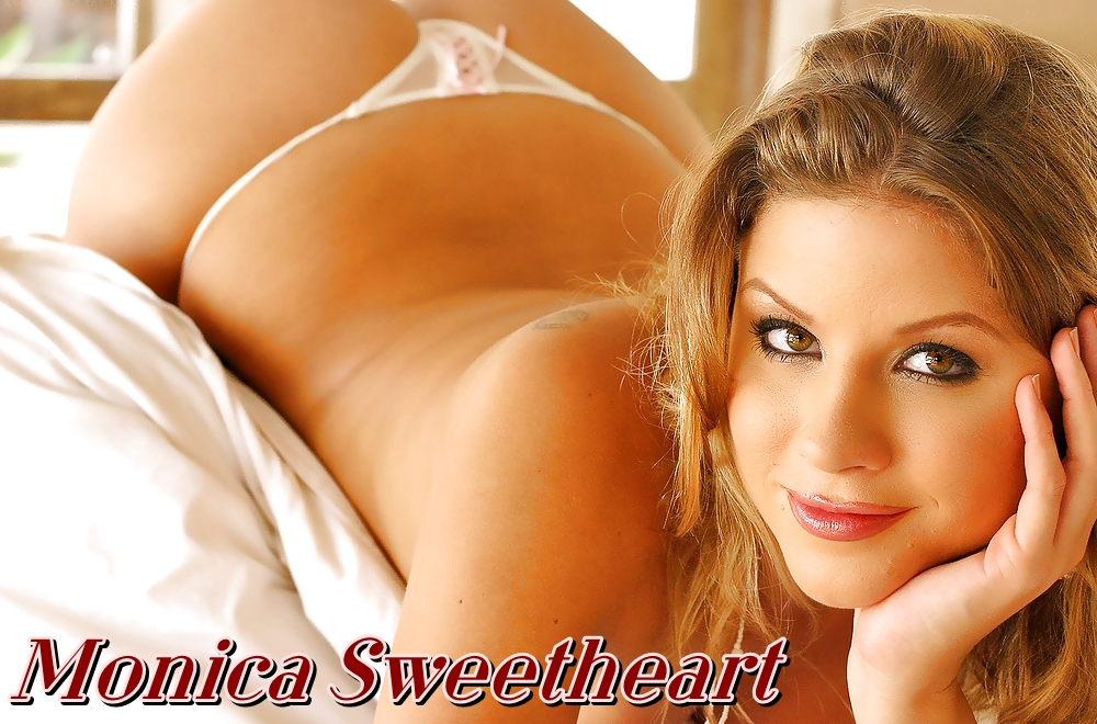 Monica sweetheart 2000-2003г