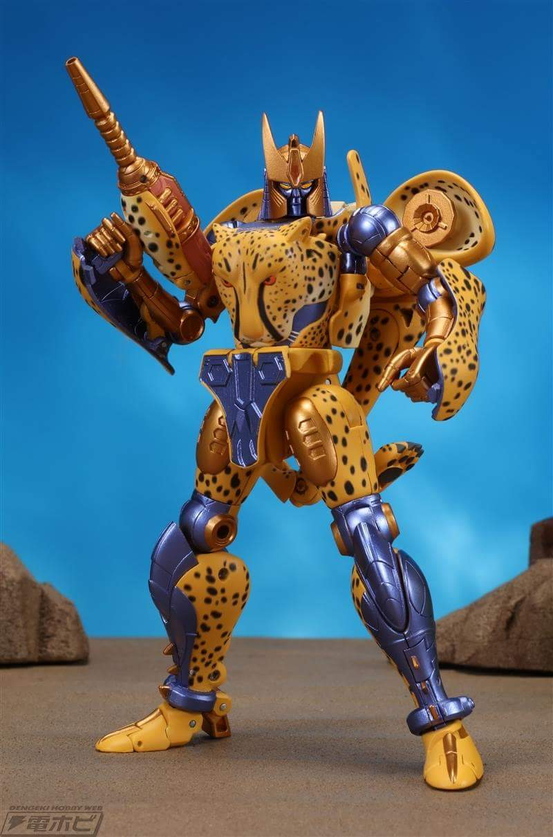 [Masterpiece] MP-34 Cheetor et MP-34S Shadow Panther (Beast Wars) - Page 2 8BDB5PUF