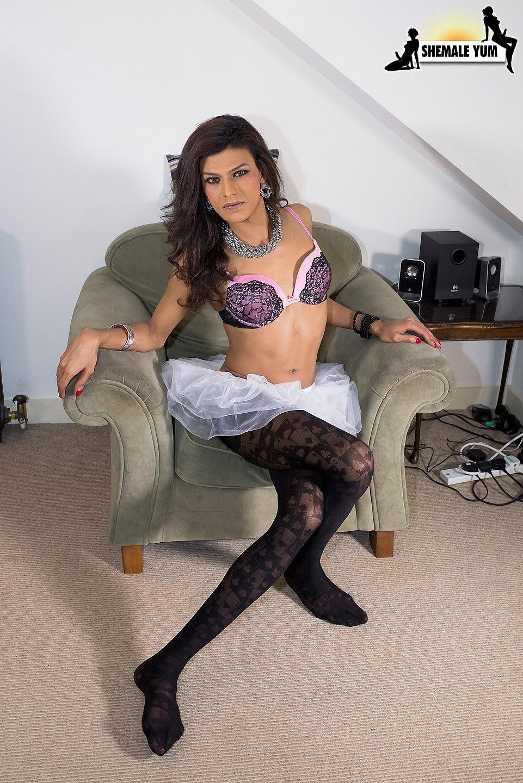 piernas transexuales