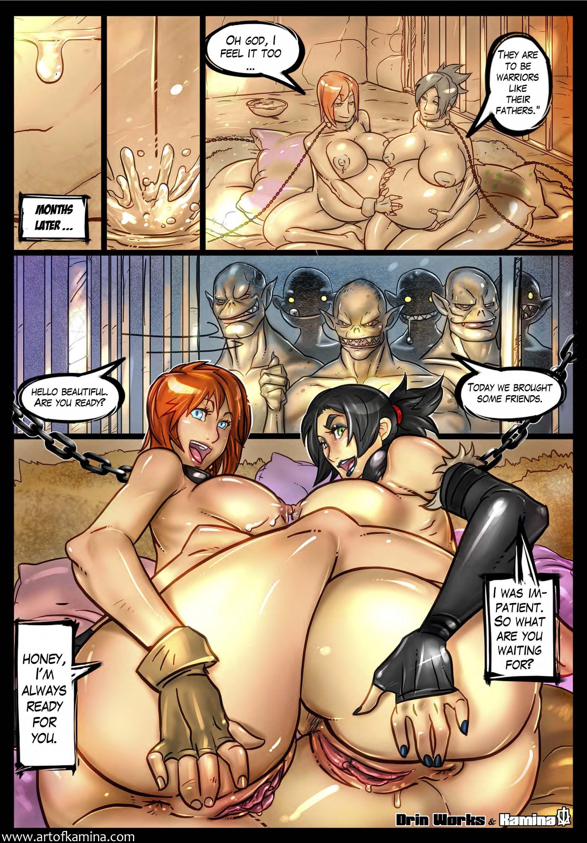 Dragon age origins porn pics erotica toons