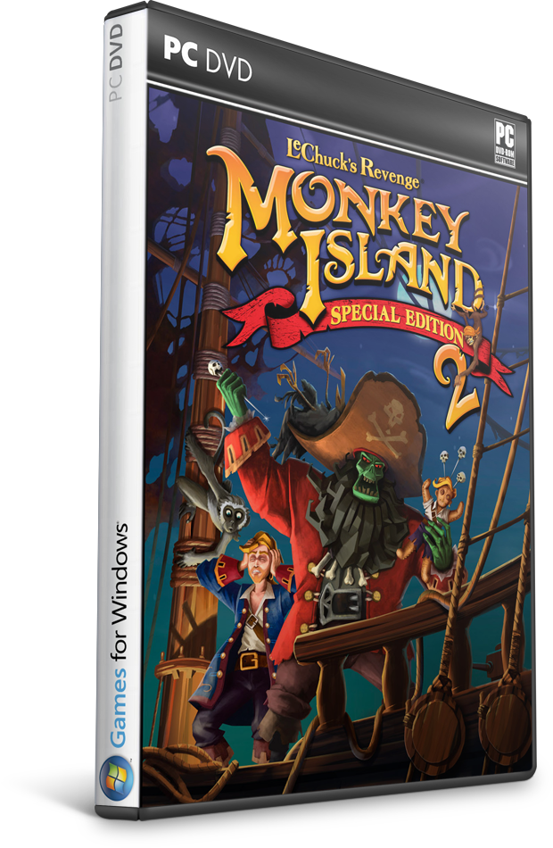 Monkey Island™ 2 Special Edition: LeChuck's Revenge™ [Gog] [M/Español]