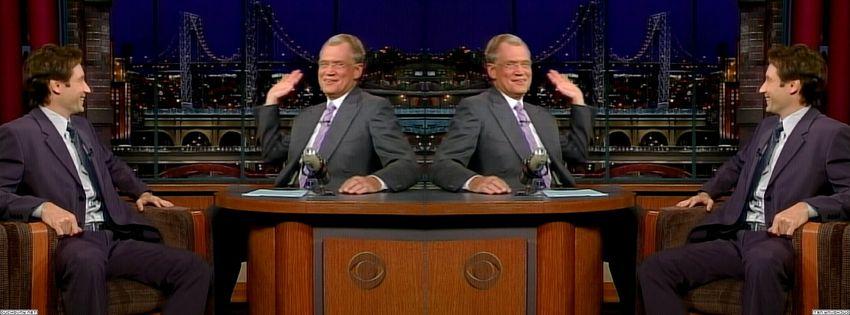 2003 David Letterman HanBxXlz