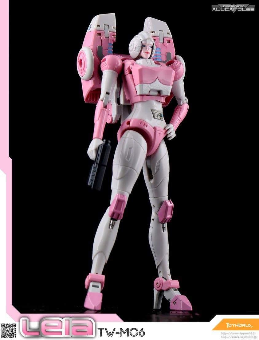 [Toyworld][Zeta Toys] Produit Tiers - Jouet TW-M06 Leia / Zeta-EX05 ArC aka Arcee/Arcie TymWCxFM