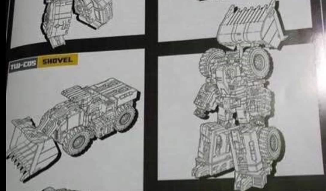 [Toyworld] Produit Tiers - Jouet TW-C Constructor aka Devastator/Dévastateur (Version vert G1 et jaune G2) DNbetjso