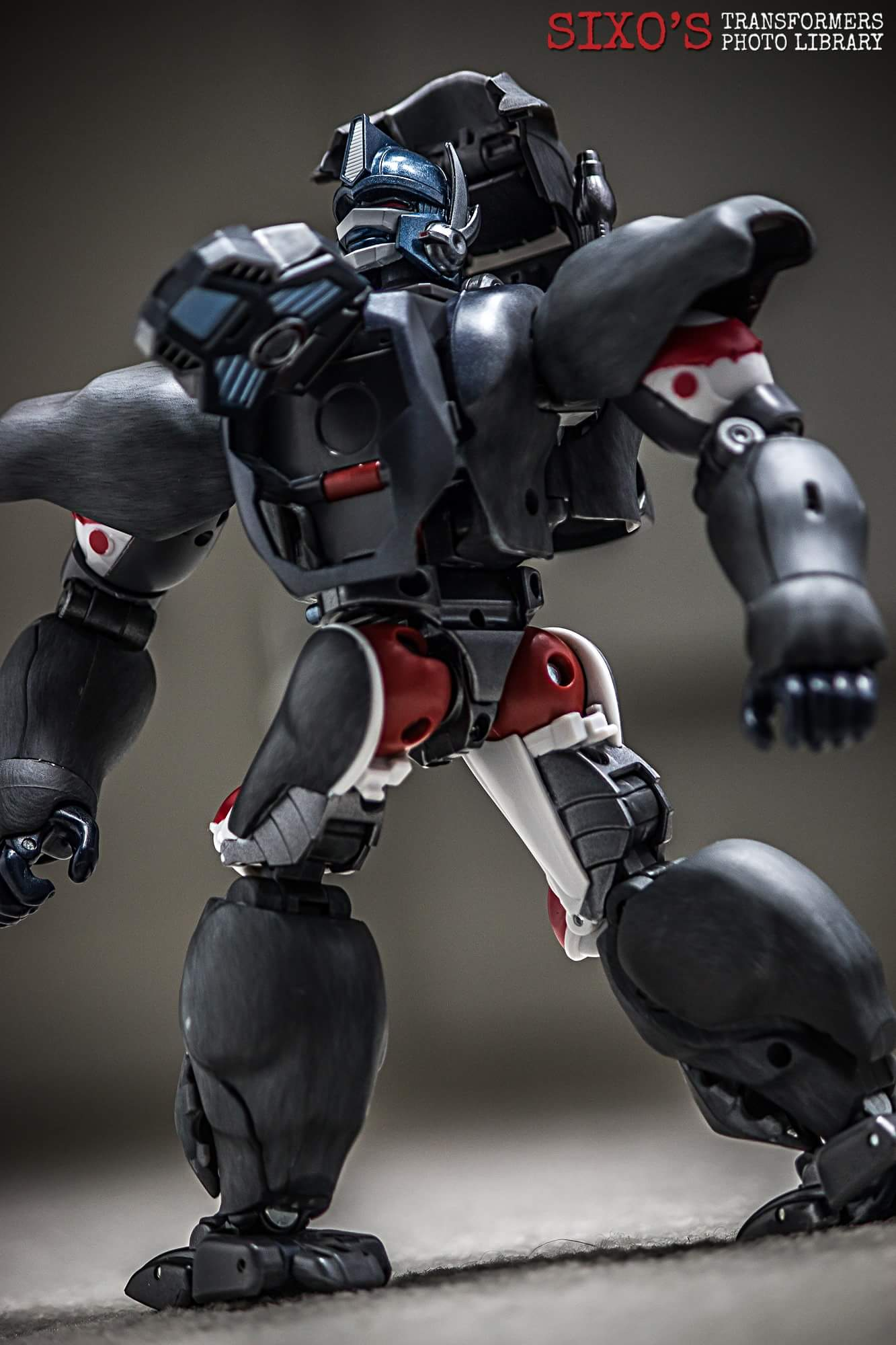 [Masterpiece] MP-32, MP-38 Optimus Primal et MP-38+ Burning Convoy (Beast Wars) - Page 3 I7abaIqy