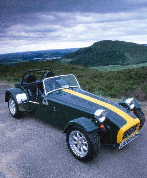 Used Caterham 7 For Sale: Classic Cars: Classic Cars Dealers Portland