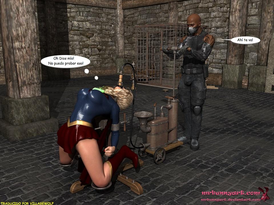 supergirl-vs-cain 29