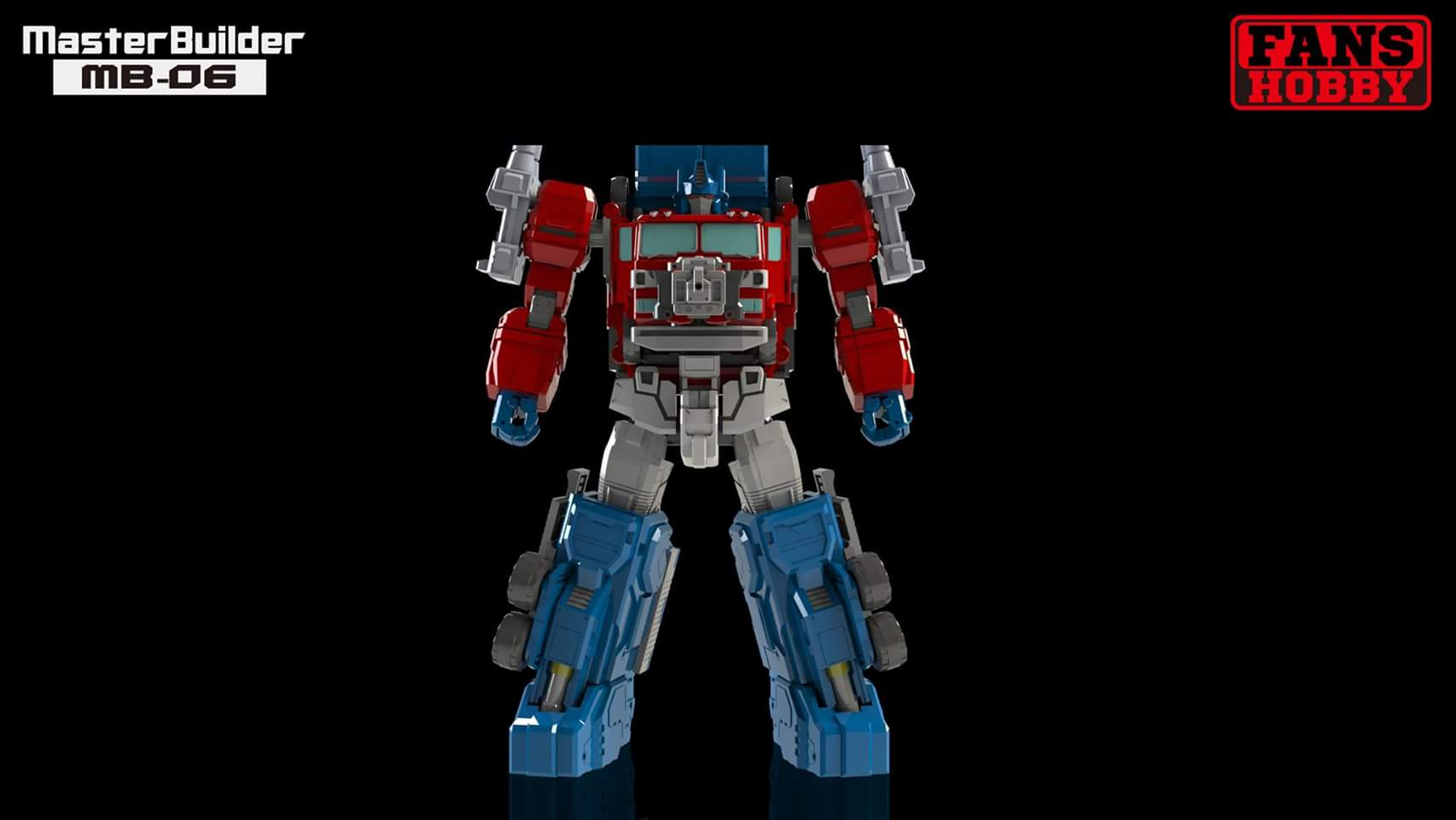 [FansHobby] Produit Tiers - MB-06 Power Baser (aka Powermaster Optimus) + MB-11 God Armour (aka Godbomber) - TF Masterforce Dp9BwWs9