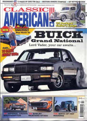 Classic Cars: Hemmings Classic Car Magazine Subscription