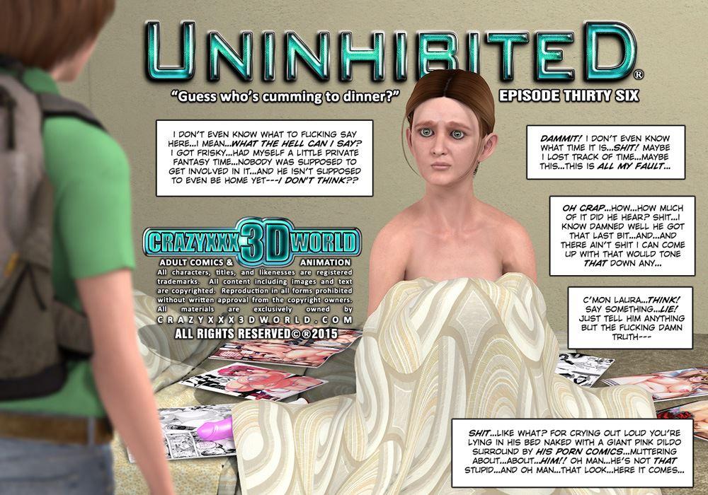 3d comic legacy episodes 1617 5