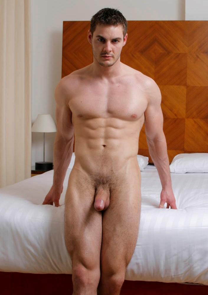 chicos guapos desnudos sexo en la cocina