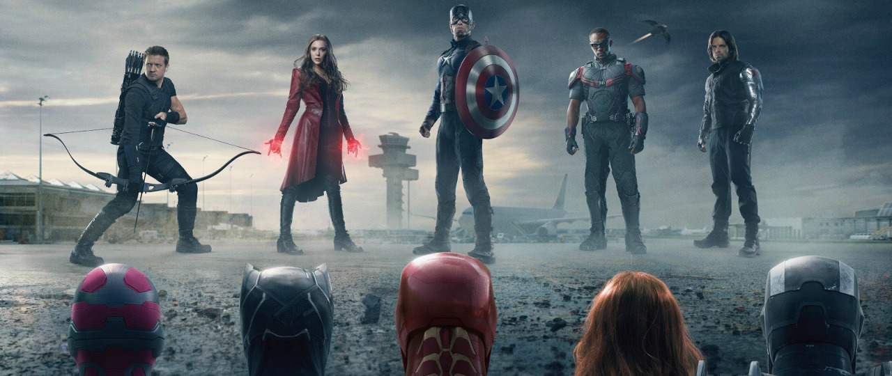 teamcap amp teamironman square up in two new posters for
