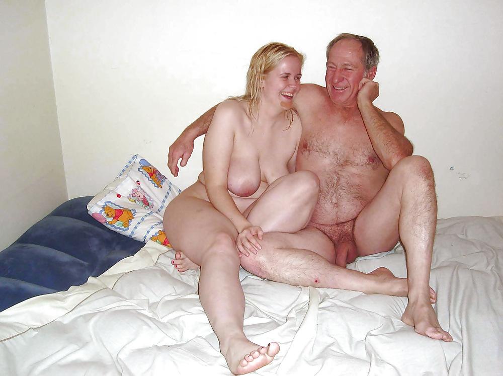 Viejos con Chicas Jóvenes