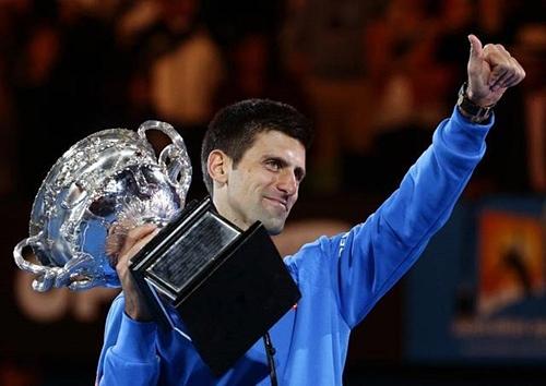 Novak Djokovic vence a Murray en Australia PdZ3QU02