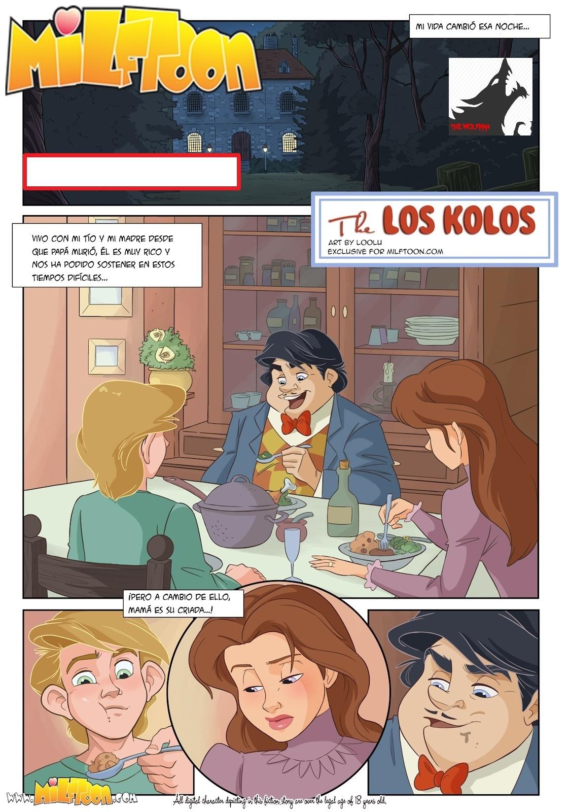 THE LOS KOLOS 4