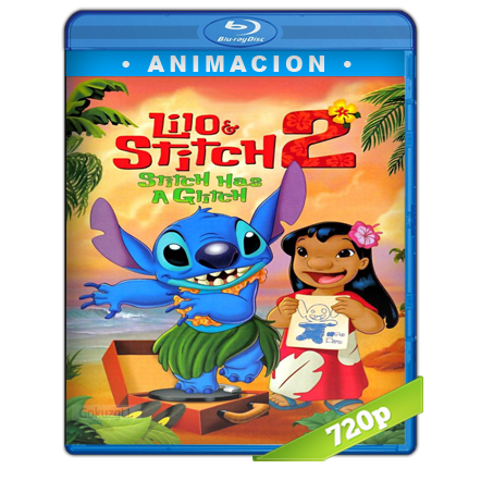Lilo Y Stitch 2 (2005) BRRip 720p Audio Trial Latino-Castellano-Ingles 5.1