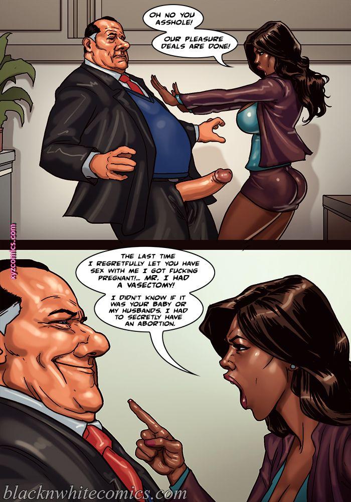 порно комикс мер часть 3