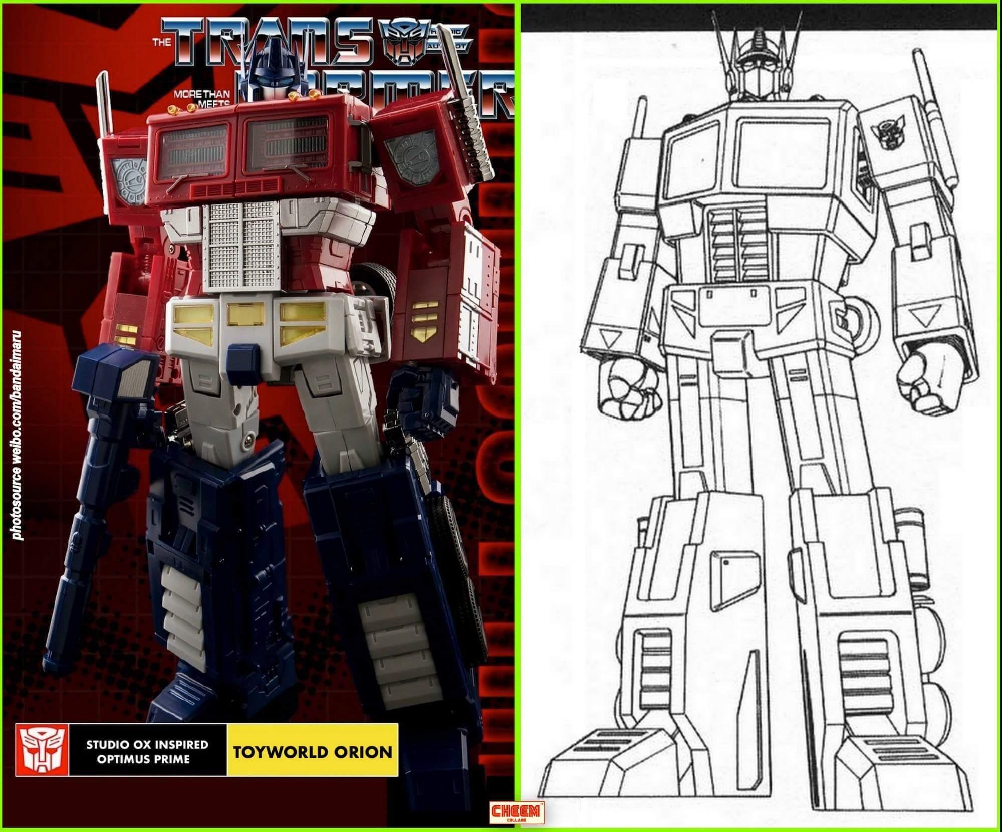 [ToyWorld][Zeta Toys] Produit Tiers - TW-M01 Primorion/Zeta-EX6O OriPrime et Zeta -EX6E EvaPrime - aka Optimus (G1 et Evangelion) RGuLHE0a