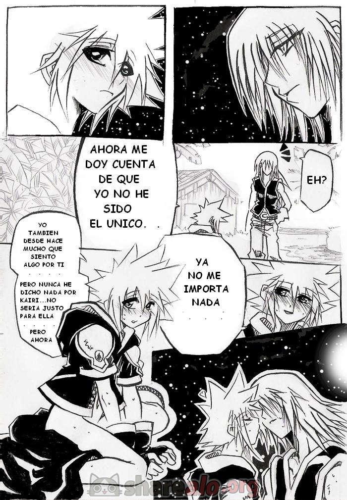 [ Unknown Kingdom Hearts Yaoi Doujin (Sora y Riku Sexo Caliente) ]: Comics Porno Manga Hentai [ rsbYKdB7 ]