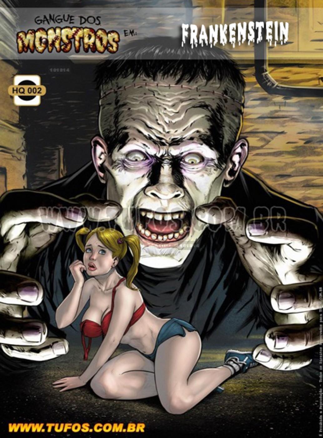 Tufos XXX con Frankenstein