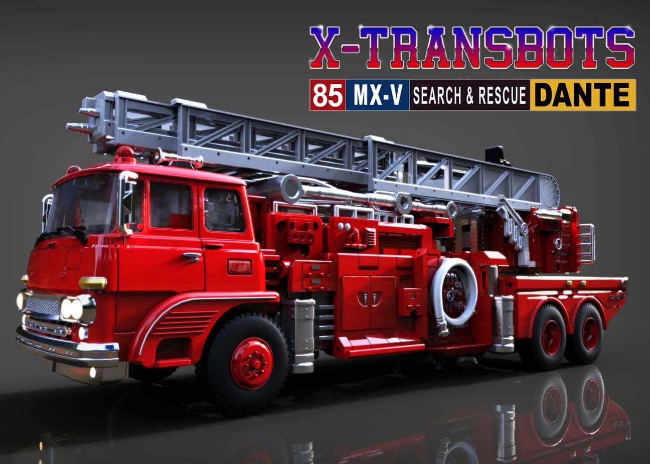 [X-Transbots] Produit Tiers - MX-V Dante (aka Inferno) + MX-VII Tirador & Ignis (aka Artfire & Nightstick) RRSkSPiD